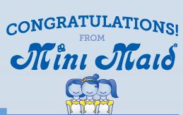 Congratulations Tonya!