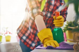 Improve Your Cleaning Habits