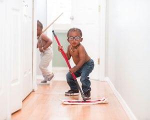 Do Chores Benefit Your Child?