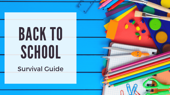 Back to School Survival Guide