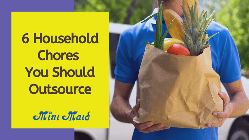 6 Household Chores You Should Outsource