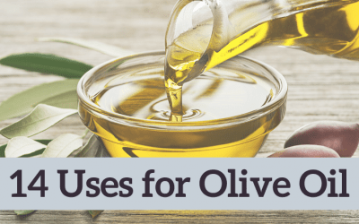 14 Uses for Olive Oil