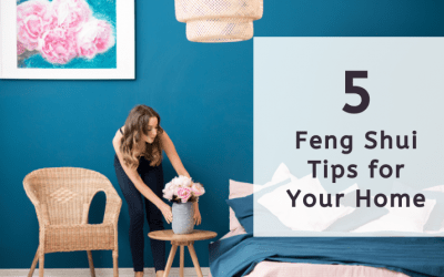 5 Feng Shui Tips for Your Home