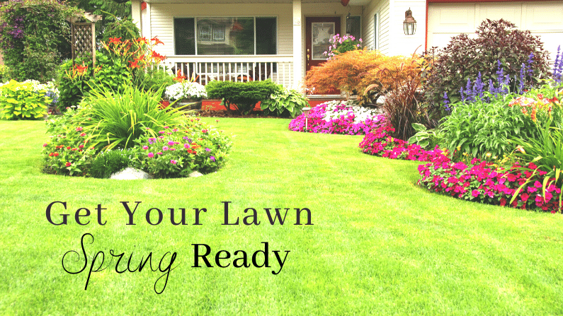 Get Your Lawn Spring Ready