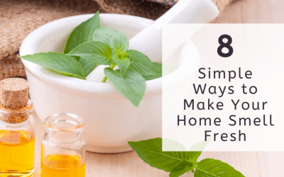 8 Simple Ways to Make Your Home Smell Fresh