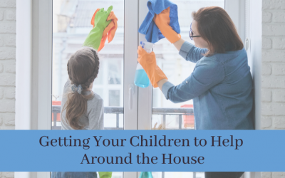 Getting Your Children to Help Around the House