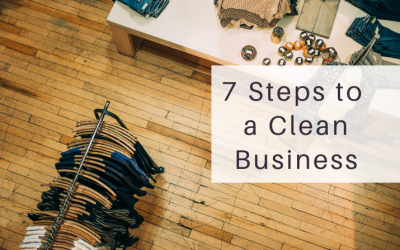7 Steps to a Clean Office