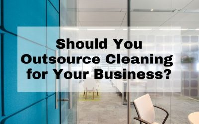 Should You Outsource Cleaning for Your Business?